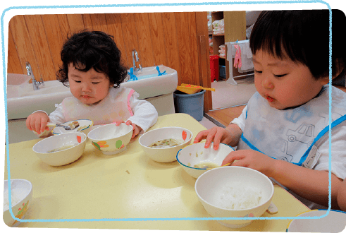 1歳 昼食